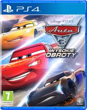 Auta 3: Wysokie obroty (PS4) PL
