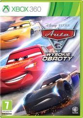 Auta 3: Wysokie obroty (Xbox 360) PL