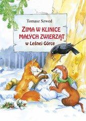 Zima w Klinice Małych Zwierząt w Leśnej Górce