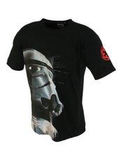 Star Wars koszulka Szturmowca czarna - L