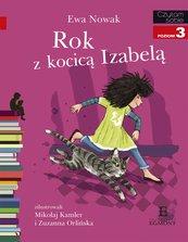 Rok z kocicą Izabelą