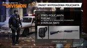 Tom Clancy's The Division Pakiet Wyposażenia Policjanta (PS4)