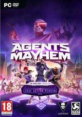 Agents of Mayhem Edycja Day One Edition (PC) PL DIGITAL