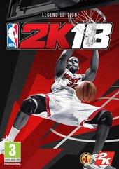 NBA 2K18 Legend Edition (PC) DIGITÁLIS