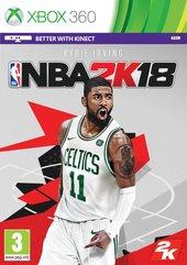 NBA 2K18 (Xbox 360) + BONUS
