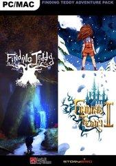 Bundle: Chronicles Of Teddy + Finding Teddy 1 (PC/MAC) DIGITÁLIS