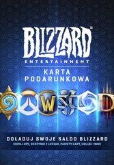 Karta podarunkowa Blizzarda 20€