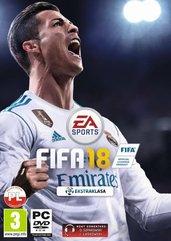 FIFA 18 (PC) PL + KAPELUSZ KIBICA
