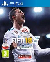 FIFA 18 (PS4) PL/ANG + KAPELUSZ KIBICA