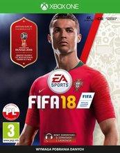 FIFA 18 (XOne) PL/ANG + FIFA Word Cup 2018 Russia