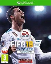 FIFA 18 (XOne) PL + BONUS!