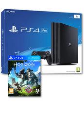 Playstation 4 Pro 1TB + Horizon Zero Dawn