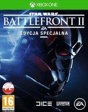 Star Wars Battlefront II Edycja Specjalna (XOne) PL + BONUS!