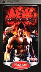 Tekken 6 Platinum (PSP)