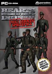 Hearts of Iron III: Mega German Spritepack (PC) DIGITÁLIS