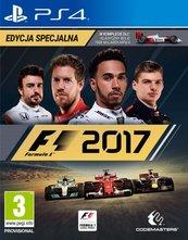 F1 2017 Edycja Specjalna (PS4) PL