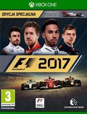 F1 2017 Edycja Specjalna (XOne) PL + STEELBOOK!