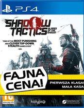 Shadow Tactics: Blades of the Shogun - Fajna Cena (PS4) PL
