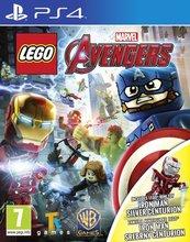 LEGO Marvel Avengers + Minifigurka LEGO (PS4)