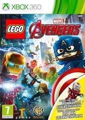 LEGO Marvel Avengers + Minifigurka LEGO (X360)