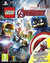 LEGO Marvel Avengers + Minifigurka LEGO (PS3)