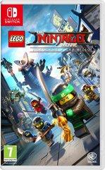 LEGO Ninjago Movie - Gra wideo (SWITCH) PL - Polski Dubbing