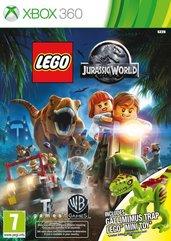 LEGO Jurassic World + Minifigurka LEGO (Xbox 360)
