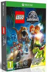 LEGO Jurassic World + Minifigurka LEGO (Xbox One)