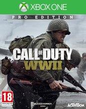 Call of Duty: WWII Edycja Pro (XOne) + BONUSY!