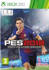 Pro Evolution Soccer 2018 (X360)