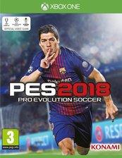 Pro Evolution Soccer 2018 (XOne)