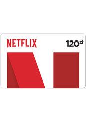 Netflix Karta 120 zł (PC) DIGITAL
