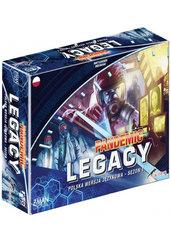 Pandemia: Pandemic Legacy - edycja niebieska (Gra planszowa)