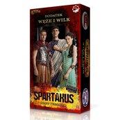Spartakus: Węże i Wilk (Gra Planszowa)