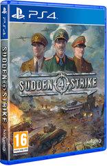 Sudden Strike 4 (PS4) PL