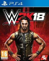 WWE 2K18 (PS4)