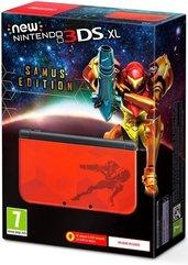 Konsola New Nintendo 3DS XL Samus Edition (3DS)