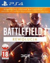 Battlefield 1 Rewolucja (PS4) PL