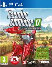 Farming Simulator 17 Platinum Edition (PS4) PL