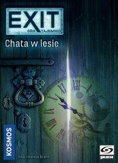 EXIT: Chata w lesie (Gra planszowa)