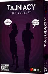 Tajniacy: Bez cenzury (Gra planszowa)