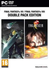 Final Fantasy VII & VIII Bundle (PC) DIGITAL