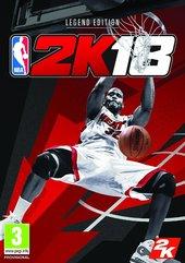 NBA 2K18 Legend Edition (Switch) + Brelok