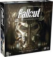 Fallout - Gra planszowa (Gra planszowa)