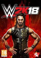 WWE 2K18 (PC) DIGITÁLIS + BÓNUSZ!