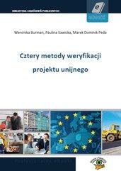 Cztery metody weryfikacji projektu unijnego