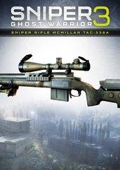 Sniper Ghost Warrior 3 - Sniper Rifle McMillan TAC-338A (PC) PL DIGITAL