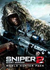 Sniper Ghost Warrior 2: World Hunter Pack (PC) PL DIGITAL