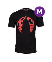 Star Wars Vader Red Puff T-shirt - M