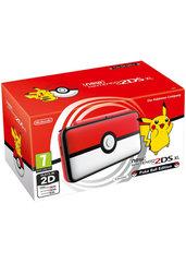 Konsola New Nintendo 2DS XL Pokéball Edition (3DS)